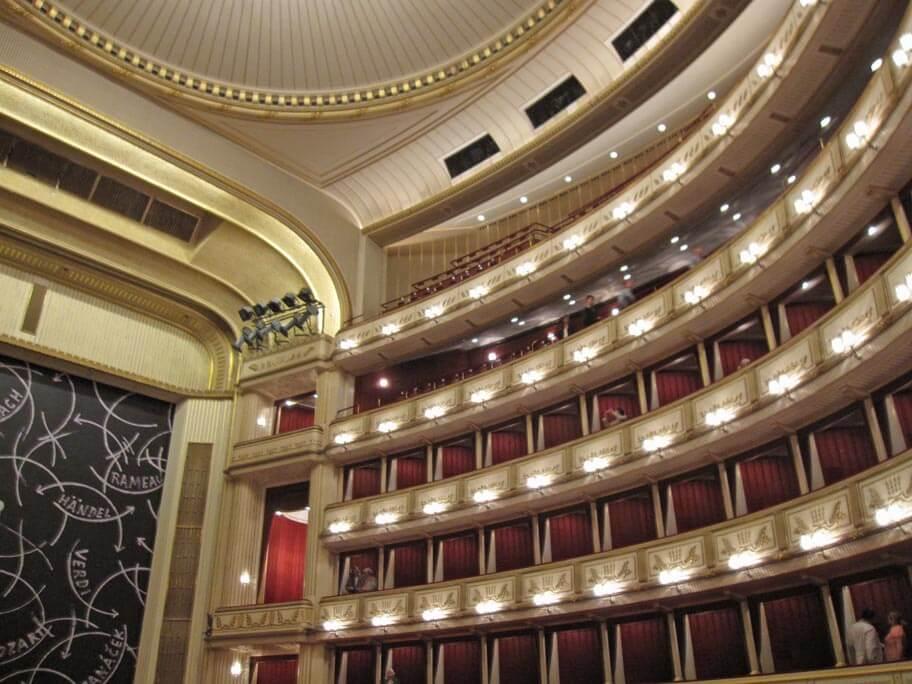 ウィーン国立歌劇場(国立オペラ座)