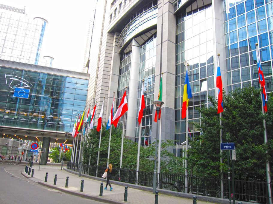 EU加盟国の国旗