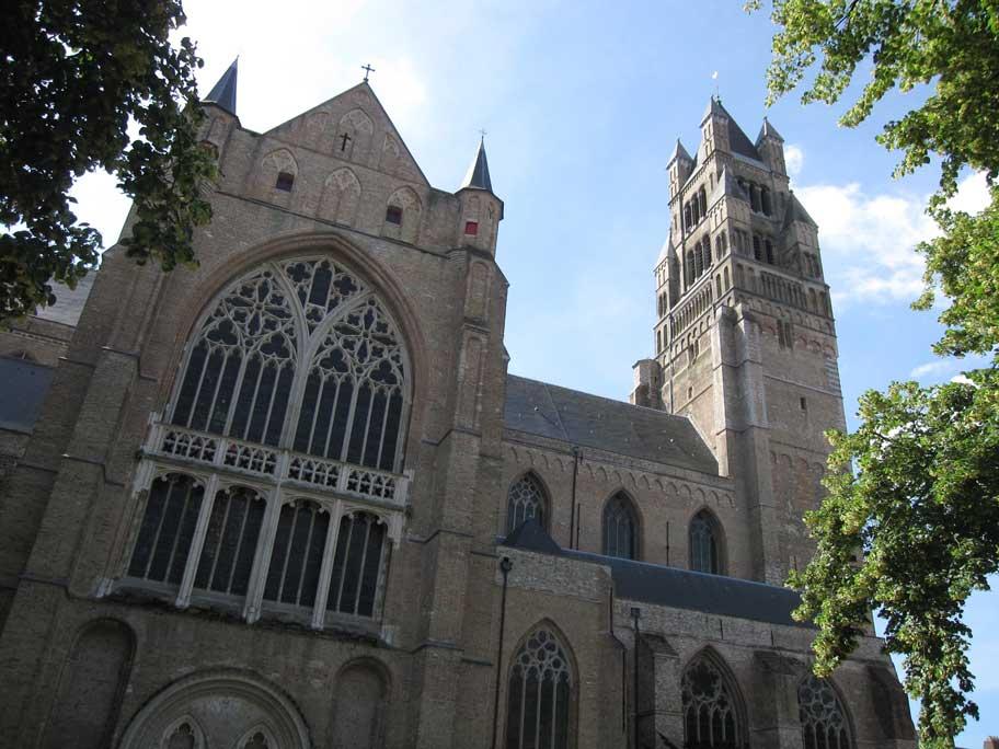 ブルージュ,大聖堂