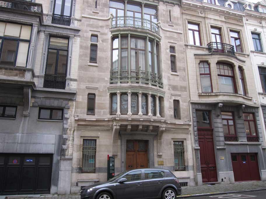 ブリュッセル,建築家ヴィクトル・オルタの主な都市邸宅群,タッセル邸