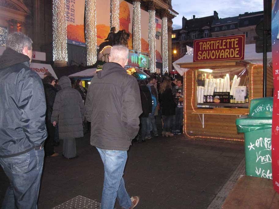 ブリュッセル,クリスマスマーケット