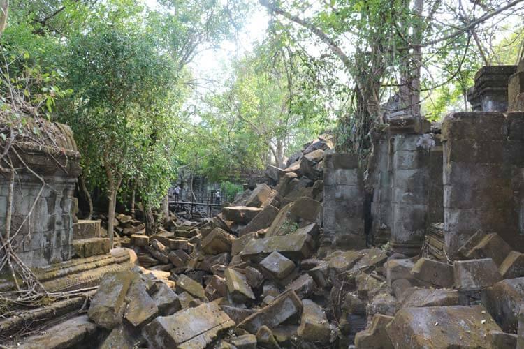 ベンメリア遺跡