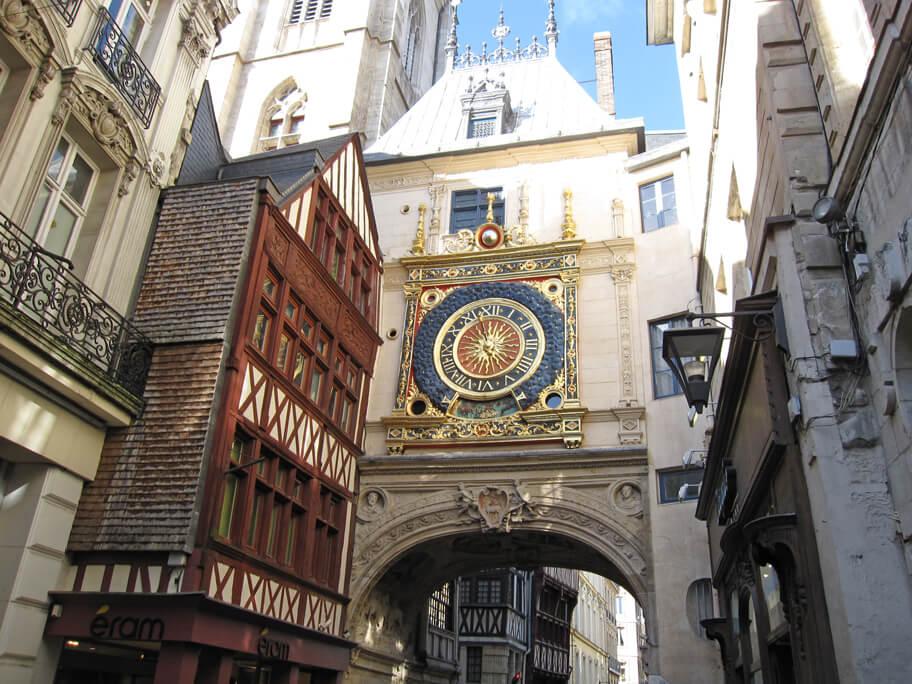 中世の大時計