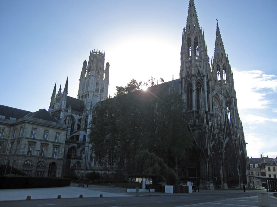 ルーアンのノートルダム大聖堂