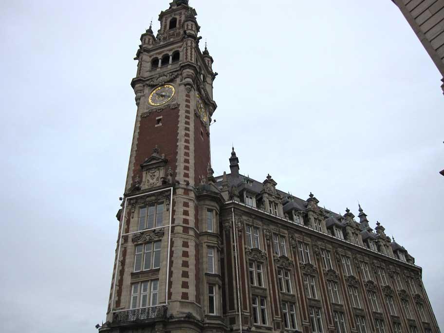 ベルギーとフランスの鐘楼群,リールの鐘楼