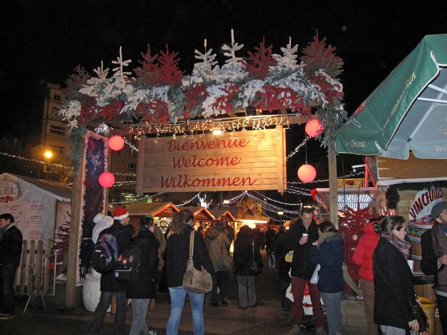 リール,クリスマスマーケット