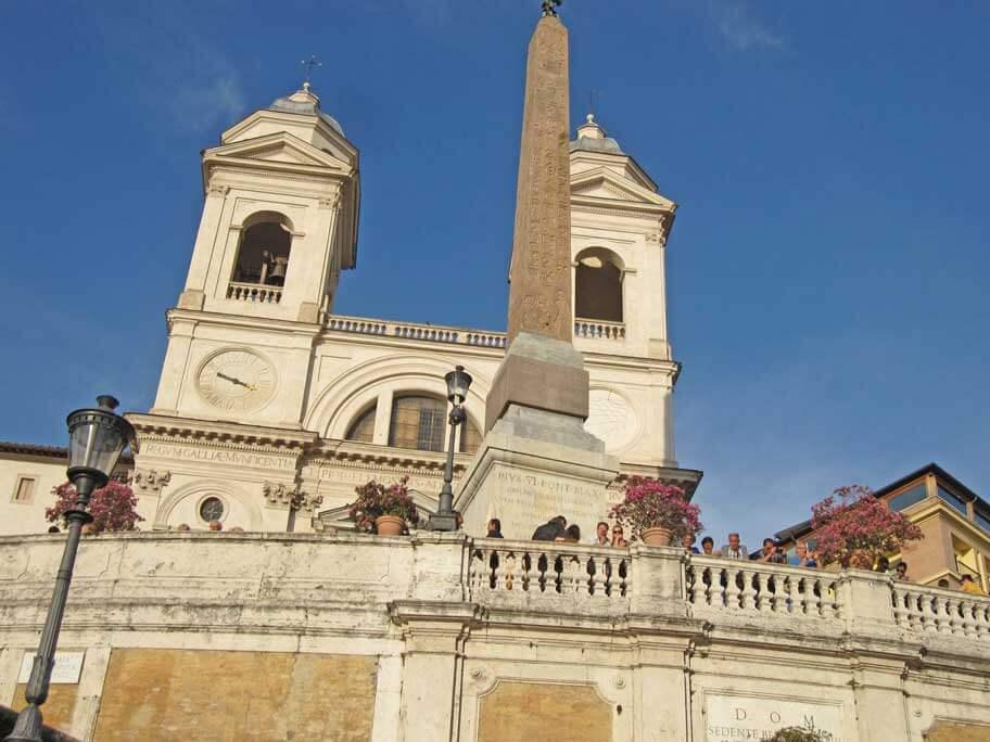 トリニタ・デイ・モンティ教会