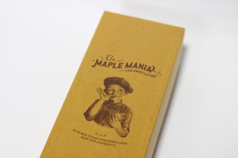 ザ・メープルマニアのメープルバタークッキー