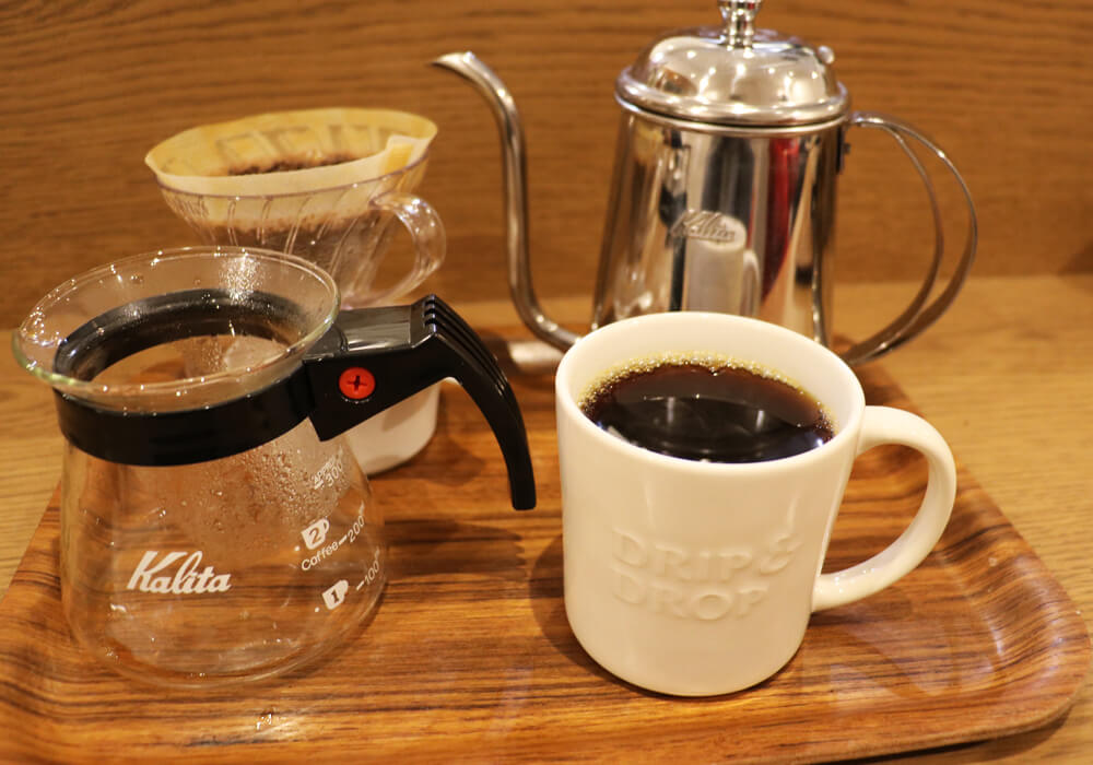 DRIP & DROP Coffee Supply