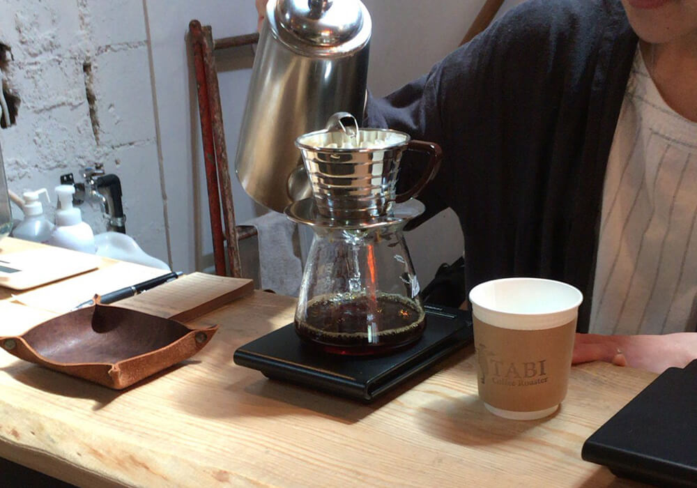 TABI Coffee Roaster