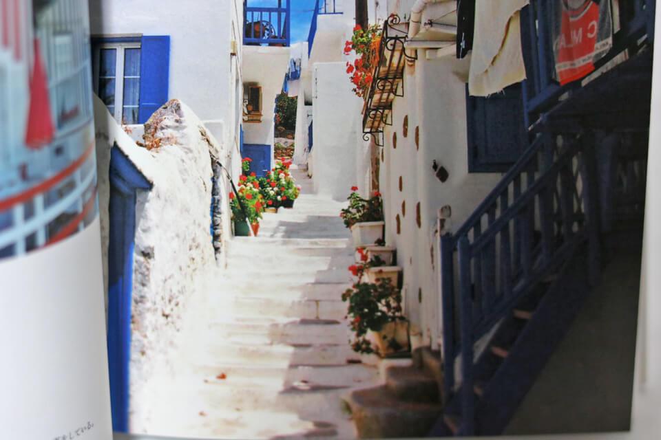 ギリシャのミコノス島