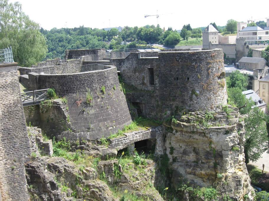 ルクセンブルクの要塞群