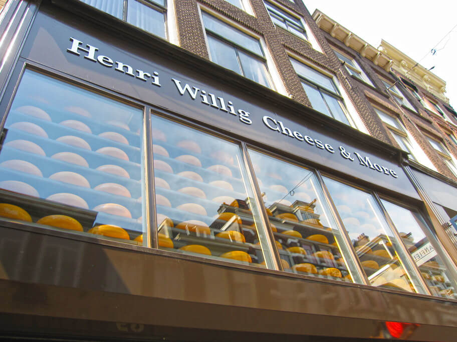 Henri Willig Cheese & More