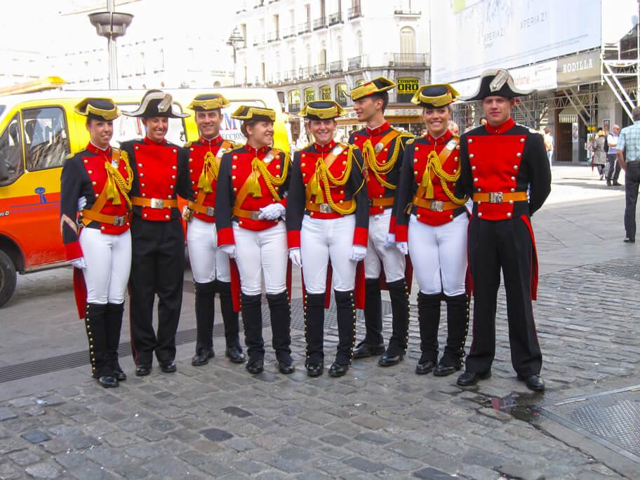 マドリード州の祝日イベント