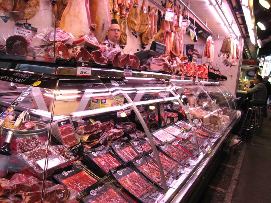サンジュセップ市場