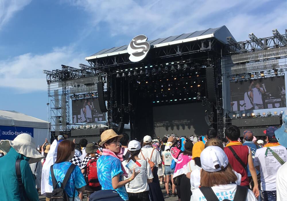サマーソニック2017大阪