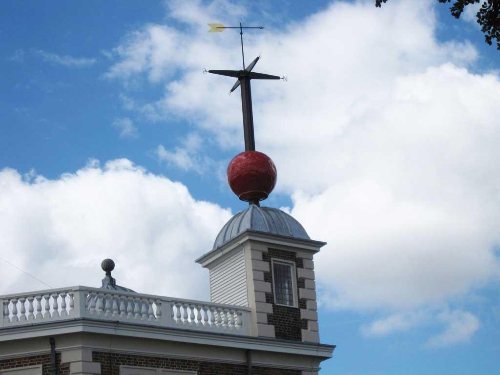 グリニッジ天文台,報時球,Time Ball